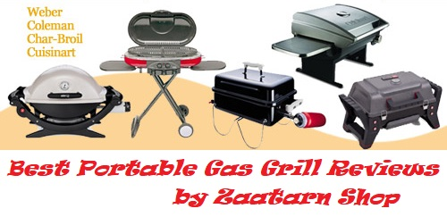 Best Portable Gas Grill Reviews in 2020