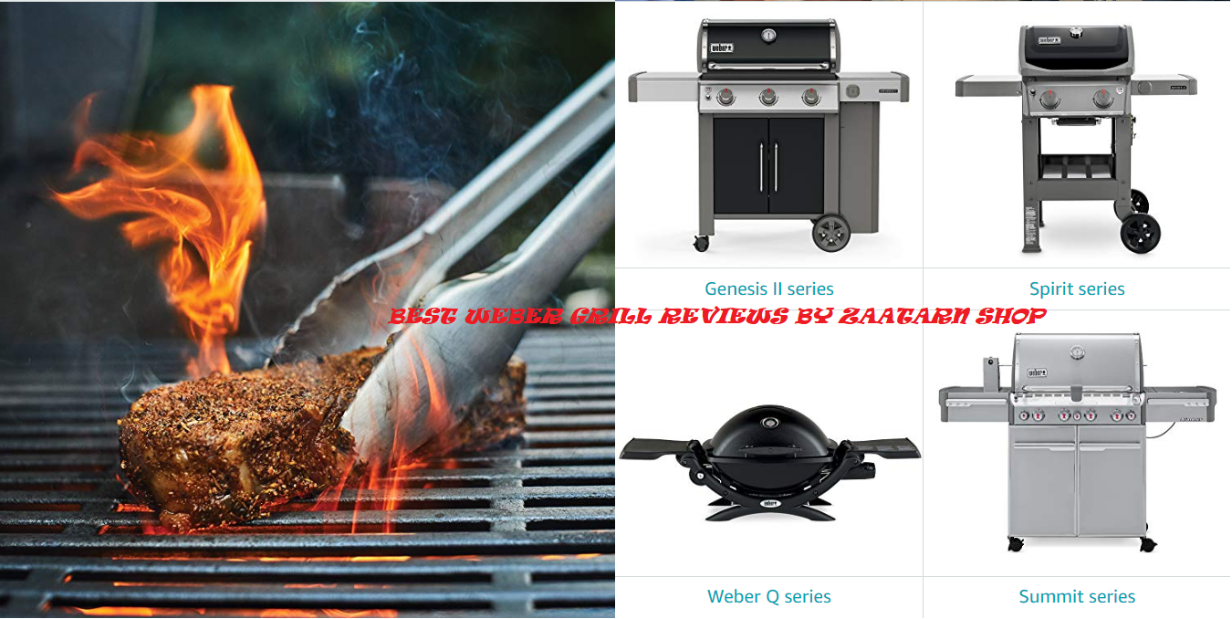 BEST WEBER GRILL REVIEWS BY ZAATARN SHOP