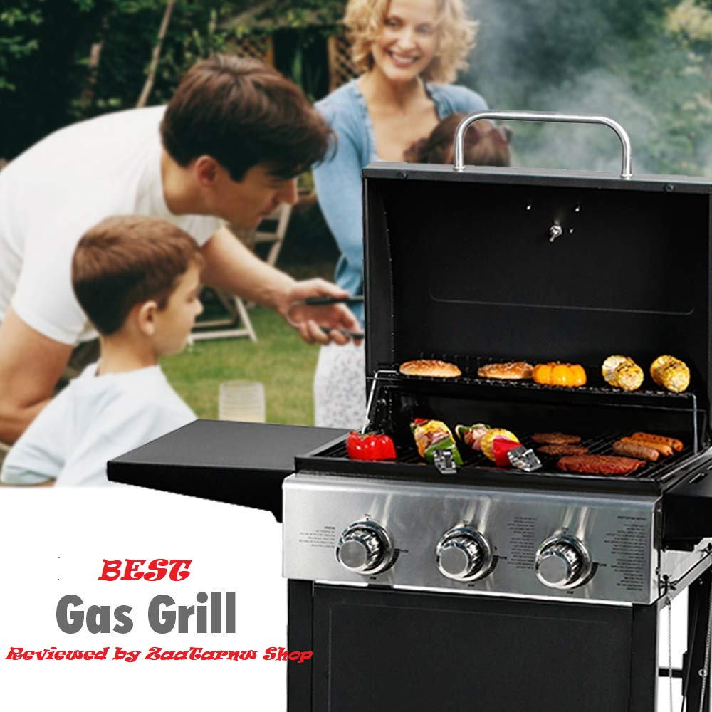 Best Gas Grill Reviews and Buying Guide in 2020
