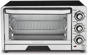 Cuisinart Tob-40 Custom Classic Toaster Oven Broiler Review by Zaatarn Shop