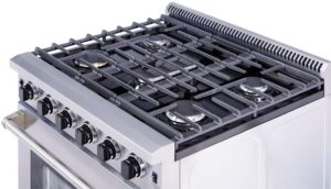 THOR KITCHEN 30″ LRG3001U RANGE REVIEW BY ZAATARN SHOP