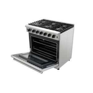 THOR KITCHEN HRG3026U GAS RANGE REVIEW BY ZAATARN SHOP